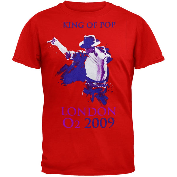Michael Jackson - King Of Pop 02 T-Shirt