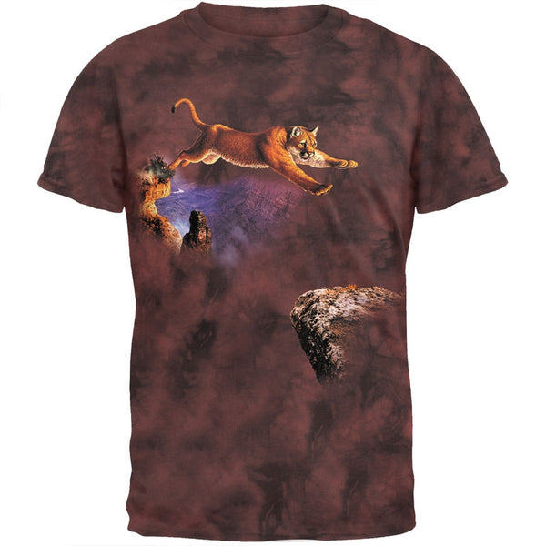 Leap Of Faith Tie Dye T-Shirt