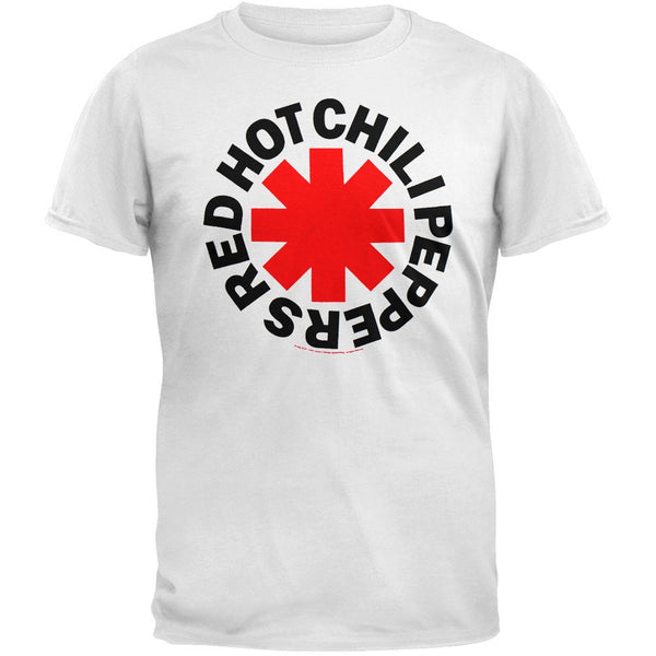 Red Hot Chili Peppers - Asterisk Logo T-Shirt