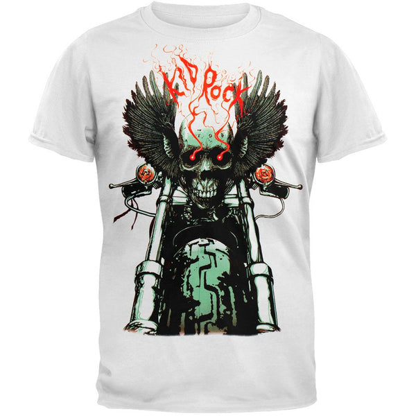 Kid Rock - Skull Chopper T-Shirt