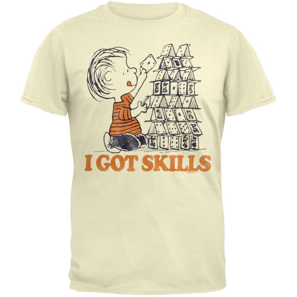 Peanuts - I Got Skills Soft T-Shirt