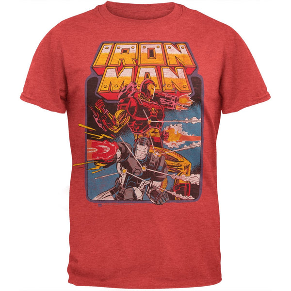 Iron Man - Battle Soft T-Shirt