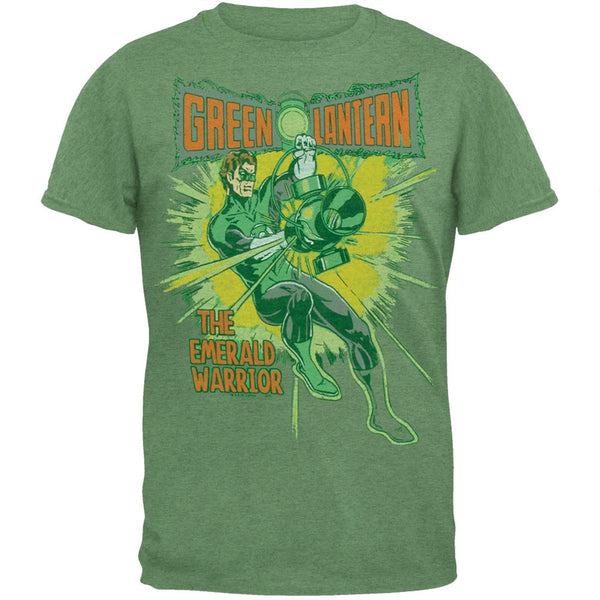 Green Lantern - Lamp Soft T-Shirt