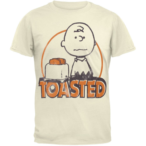 Peanuts - Toasted Soft T-Shirt