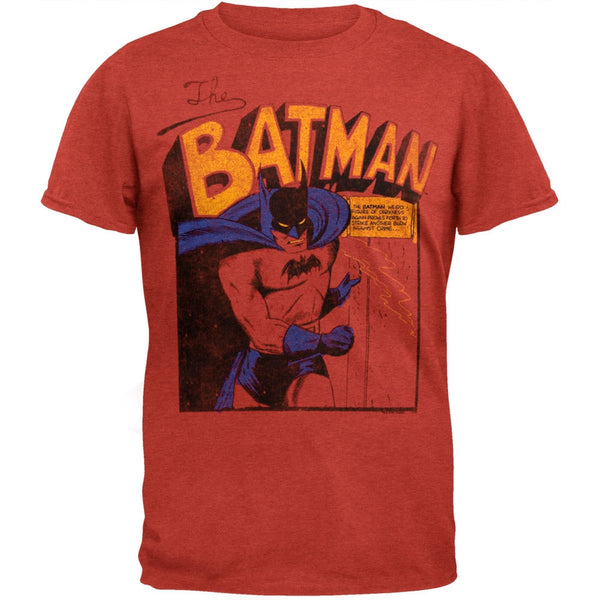Batman - Classic Comic Soft T-Shirt