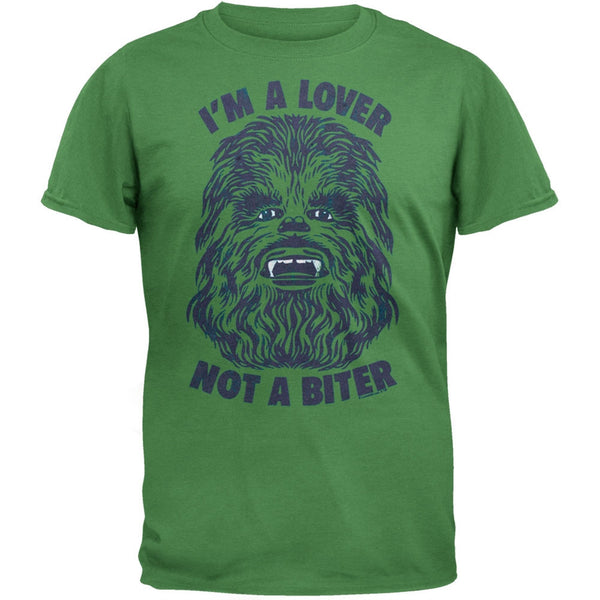 Star Wars - I'm A Lover Not A Biter Soft T-Shirt