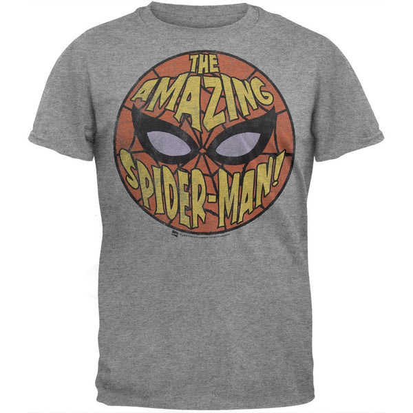 Spider-Man - Amazing Logo Soft T-Shirt
