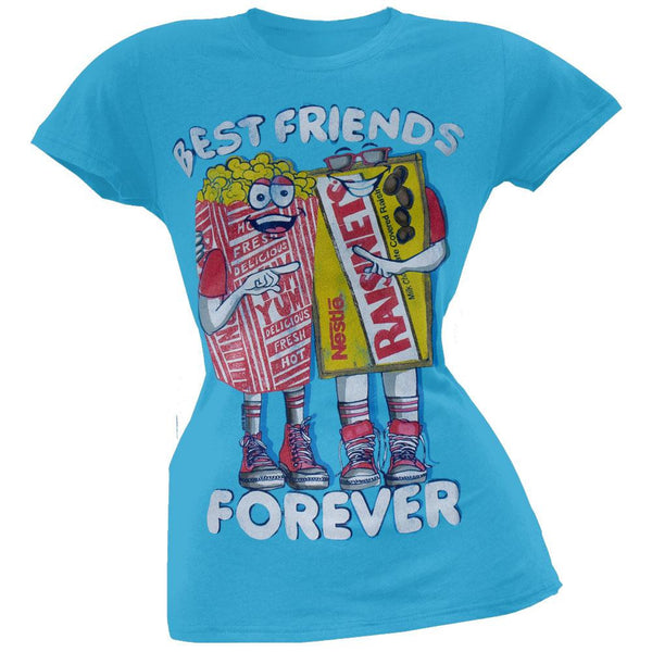 Raisinets - Best Friends Forever Juniors T-Shirt