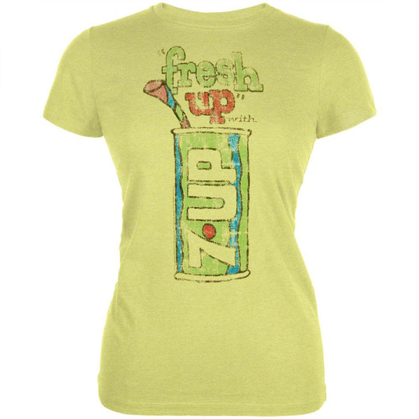 7-Up - Fresh Up Juniors T-Shirt