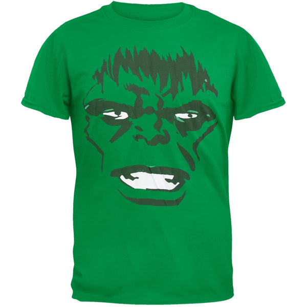 The Incredible Hulk - Jolly Green Soft T-Shirt