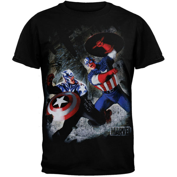 Captain America - Battle Royale T-Shirt