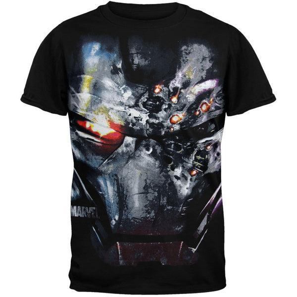 Iron Man - War Face T-Shirt