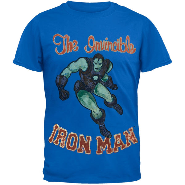 Iron Man - Arte De Iron Soft T-Shirt