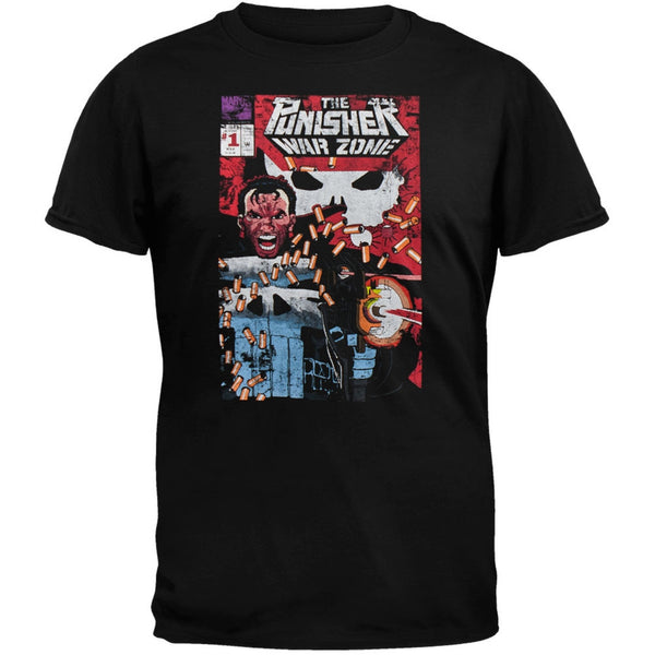 Punisher - War Zone Soft T-Shirt