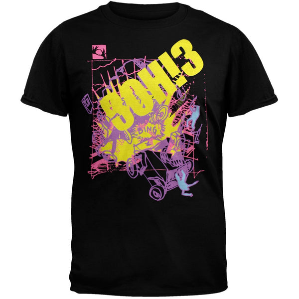 3OH!3 - Crash Soft T-Shirt