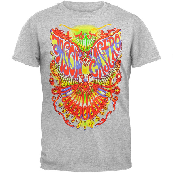 Jason Castro - Psychedelic Soft T-Shirt