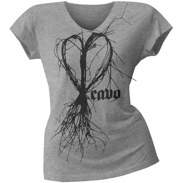 Cavo - Twisted Heart Juniors T-Shirt