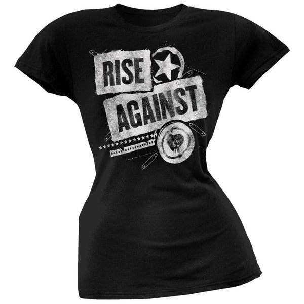 Rise Against - Patched Up Juniors T-Shirt