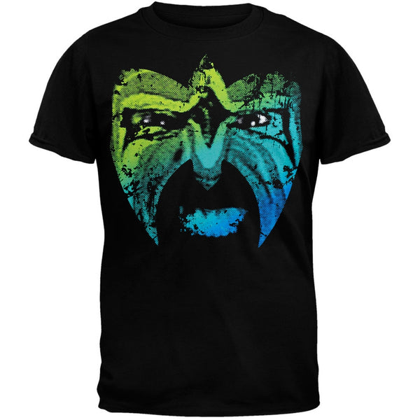 Ultimate Warrior - Rage Face Soft T-Shirt