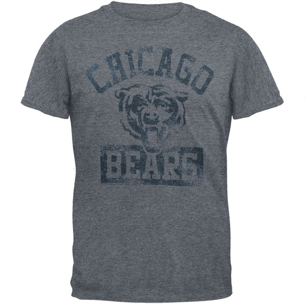 Chicago Bears - Vintage Logo Soft T-Shirt