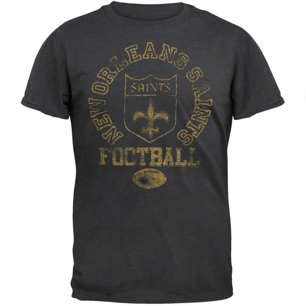 New Orleans Saints - Vintage Logo Soft T-Shirt