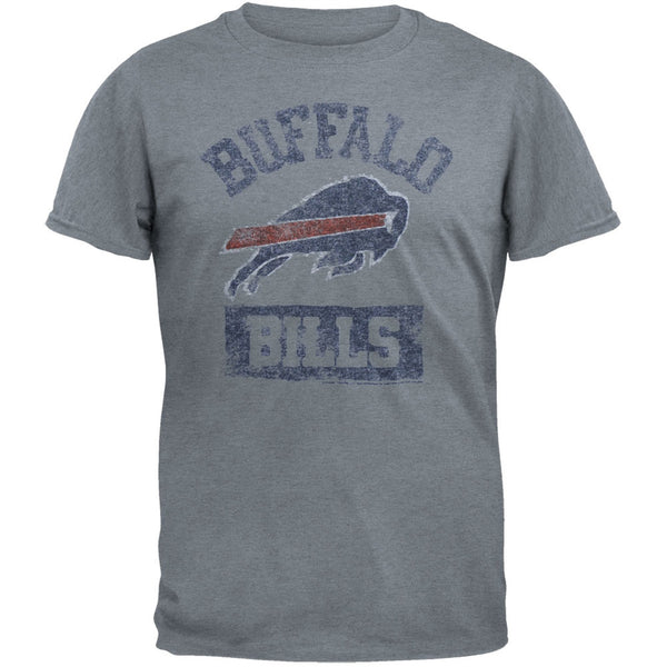 Buffalo Bills - Vintage Logo Soft T-Shirt