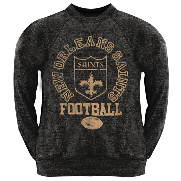 New Orleans Saints - Vintage Logo Crew Neck Sweatshirt