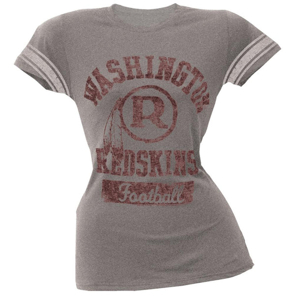 Washington Redskins - Vintage Logo Juniors Varsity T-Shirt