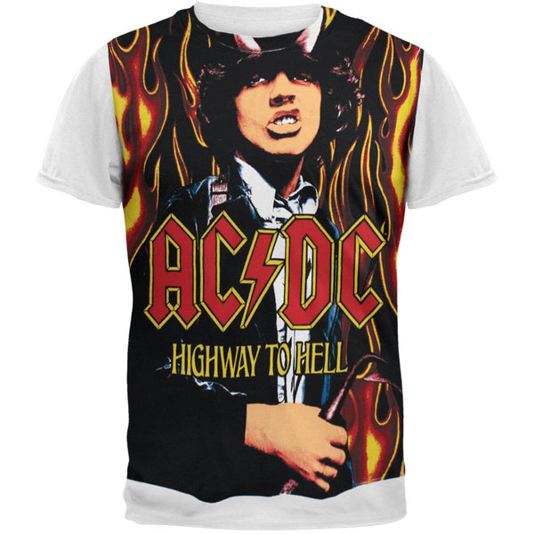 AC/DC - Highway To Hell Subway T-Shirt