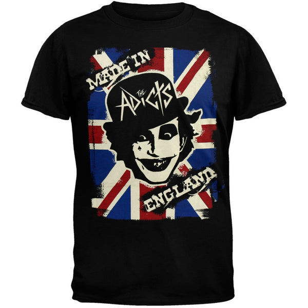 Adicts - Made In England Soft T-Shirt