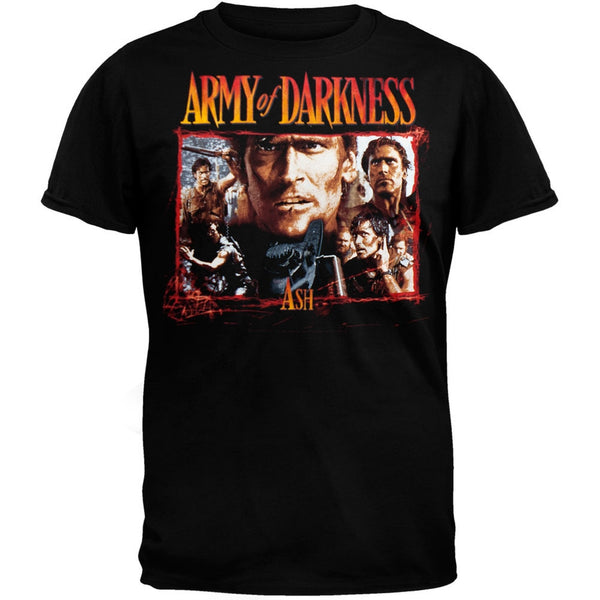 Army Of Darkness - Ash Collage T-Shirt