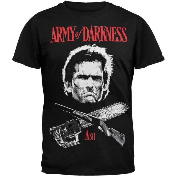 Army Of Darkness - Ash Crossbones Soft T-Shirt
