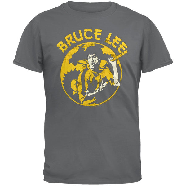 Bruce Lee - Circle Dragon Soft T-Shirt
