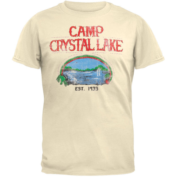Friday The 13th - Camp Crystal Lake Soft T-Shirt