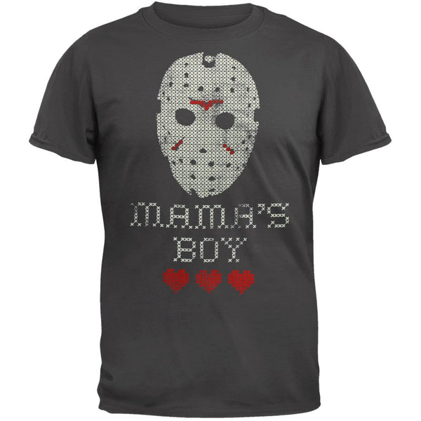Friday The 13th - Mamas Boy Soft T-Shirt