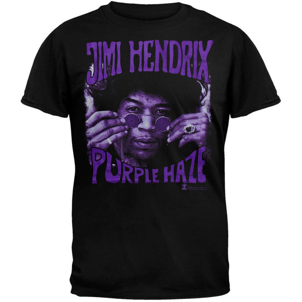 Jimi Hendrix - Purple Haze Adult T-Shirt
