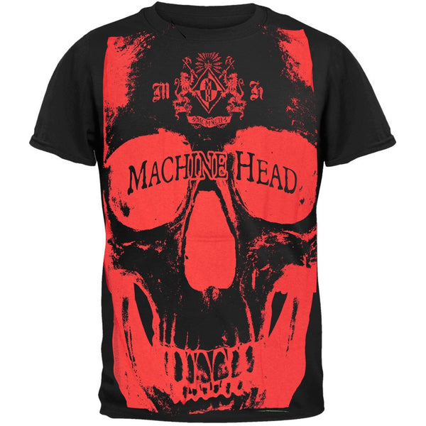 Machine Head - Skull Crest Subway T-Shirt