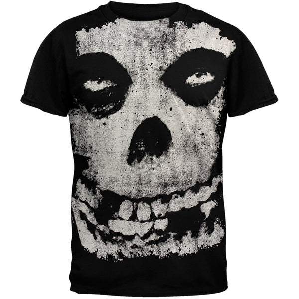 Misfits - All-Over Skull Subway T-Shirt
