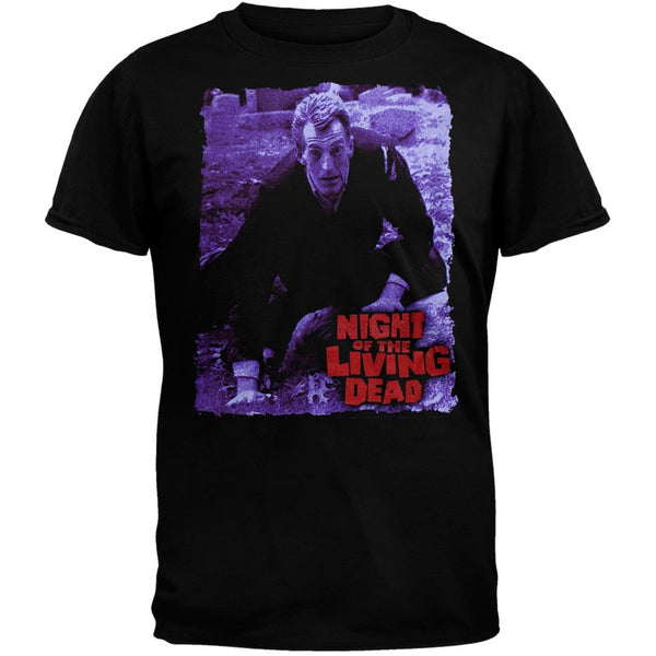 Night Of The Living Dead - Zombie Bill T-Shirt