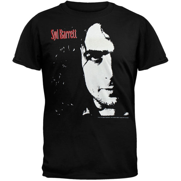 Syd Barrett - Half-Portrait Soft T-Shirt