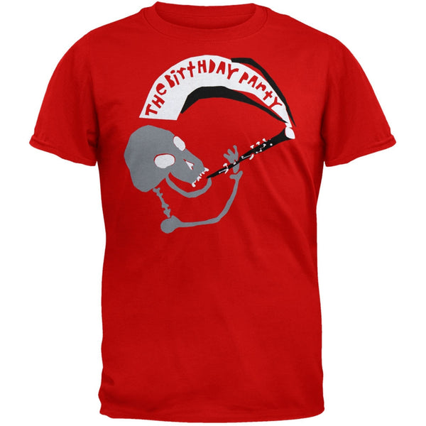 The Birthday Party - Mr Clarinet Soft T-Shirt