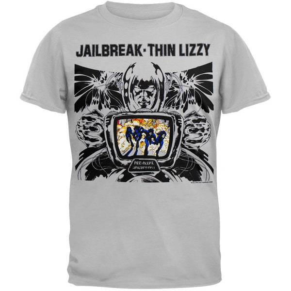 Thin Lizzy - Jailbreak Us Tour 1976 T-Shirt