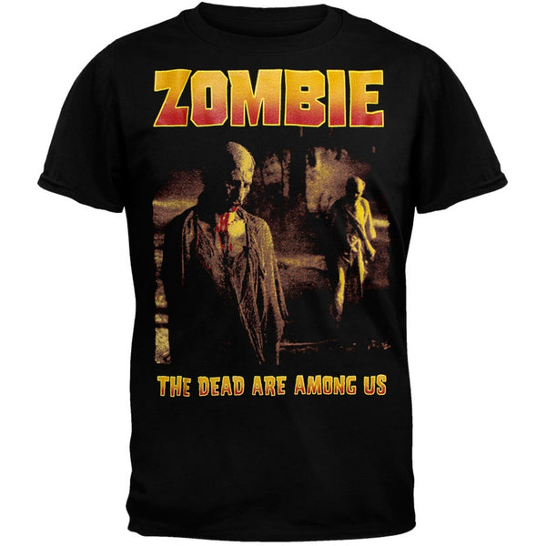 Zombie - Dead Are Among Us T-Shirt