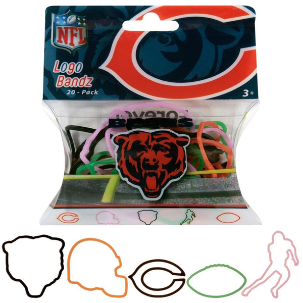 Chicago Bears - Icons Logo Bandz