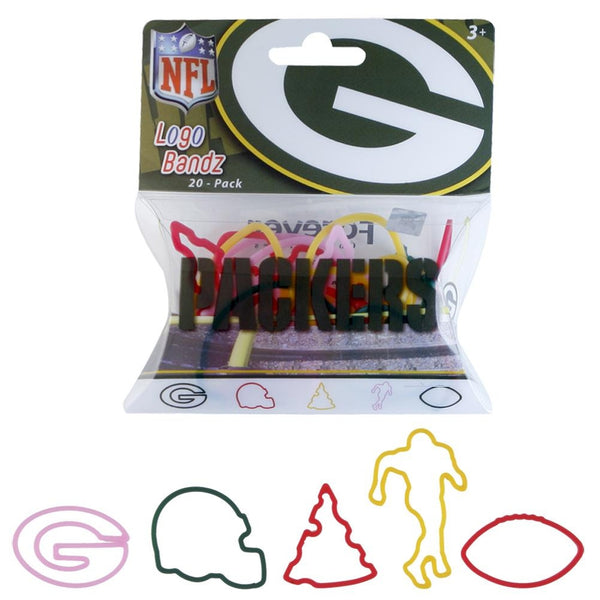 Green Bay Packers - Icons Logo Bandz