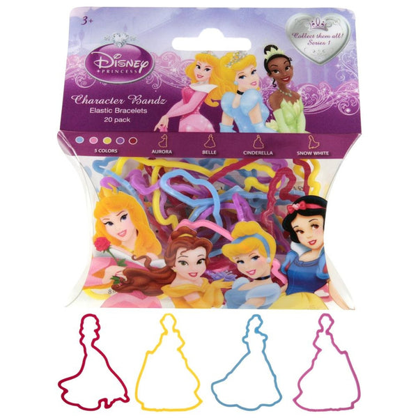 Disney Princesses - Characters Set One Logo Bands