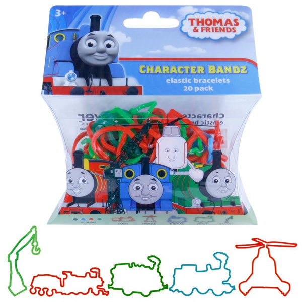 Thomas The Tank Engine - Characters Logo Bandz