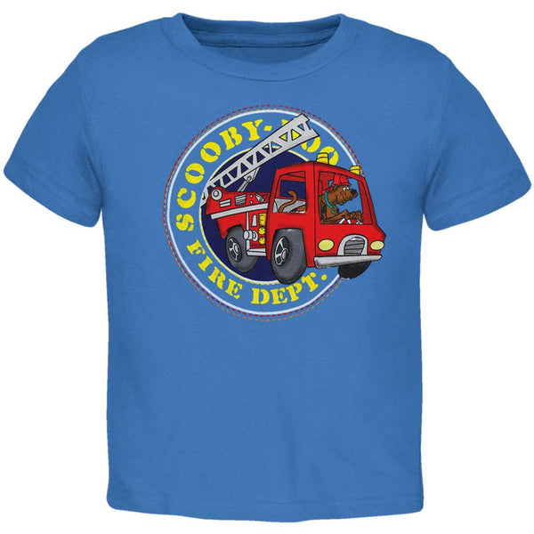 Scooby-Doo - Fire Dept Toddler T-Shirt