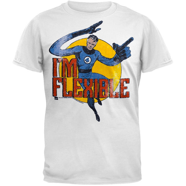 Fantastic Four - I'm Flexible Soft T-Shirt