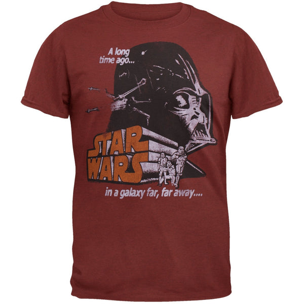 Star Wars - Vader Profile Soft T-Shirt
